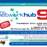 Network Hub 9 invitation