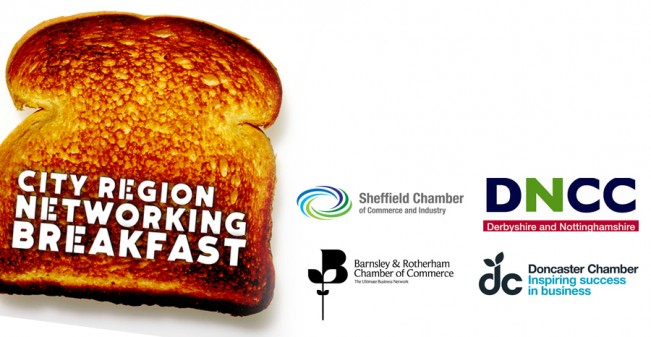 City Region Networking Breakfast, Tankersley Manor, Barnsley, 18 February 2014, 7:30 AM - 9:30 AM