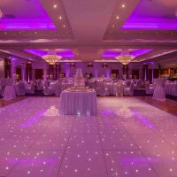 The Perfect Wedding Dance floor
